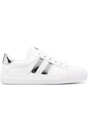 Moncler Contrast-heel low-top sneakers