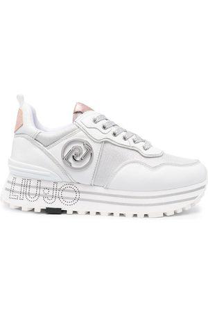 Liu Jo Women Platforms - Panelled platform-sole sneakers