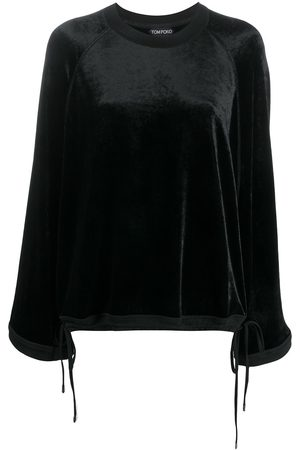 Tom Ford Drawstring-hem jumper