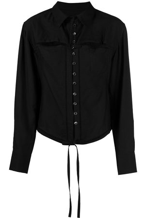 Jacquemus Lace-up shirt