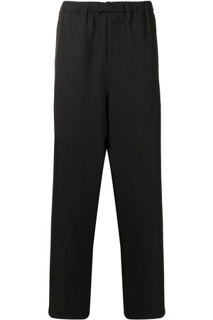 UNDERCOVER Elasticated straight-leg trousers