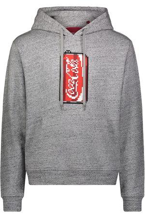 MOSTLY HEARD RARELY SEEN Men Hoodies - Soda print hoodie