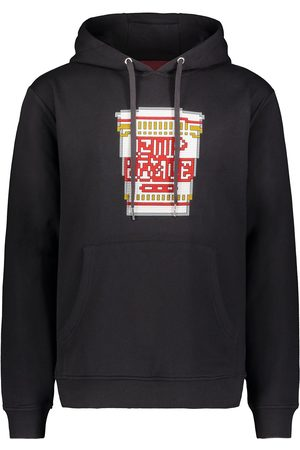 MOSTLY HEARD RARELY SEEN Hot Pasta print hoodie