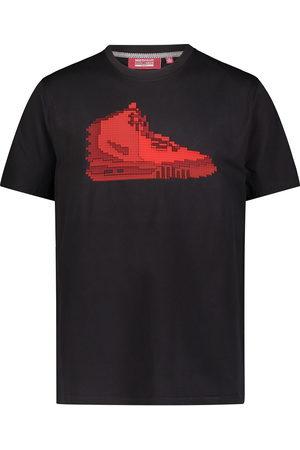 MOSTLY HEARD RARELY SEEN Sneaker print T-shirt
