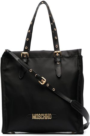 Moschino Lettering logo tote bag