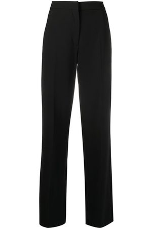 Karl Lagerfeld Wide leg tailored trousers