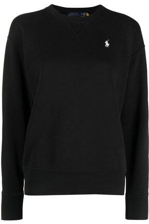 Polo Ralph Lauren Women Sweatshirts - Logo-embroidered sweatshirt