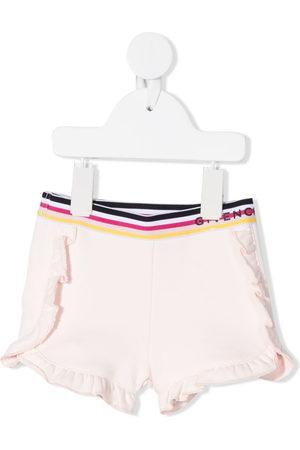 Givenchy Ruffle-trim shorts