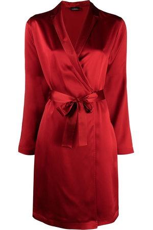 La Perla Women Bathrobes - Short silk robe