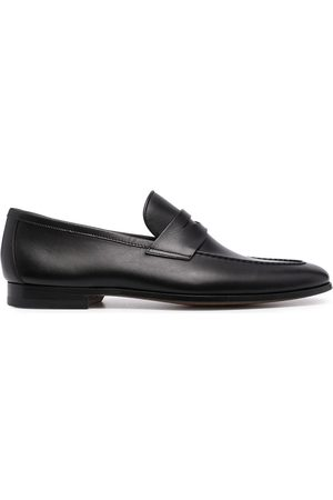 Magnanni Men Loafers - Leather penny loafers