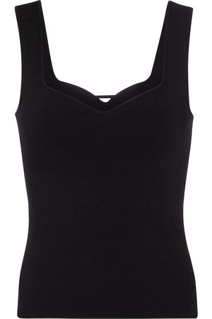 Vince Ribbed-knit tank top