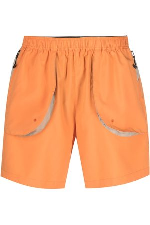 Soulland Men Swim Shorts - Harley recycled polyester swimming shorts