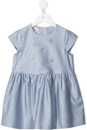 Familiar Crystal-embellished dress