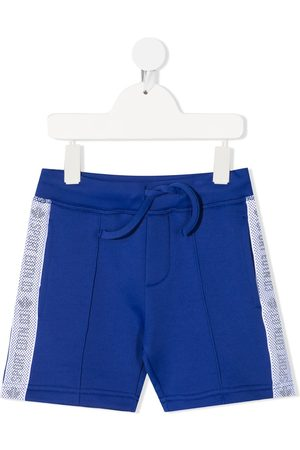 Dsquared2 Boys Sports Shorts - Sports Edition logo trim casual shorts