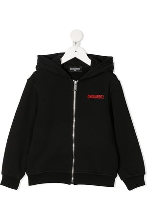 Dsquared2 Icon zip-up hoodie