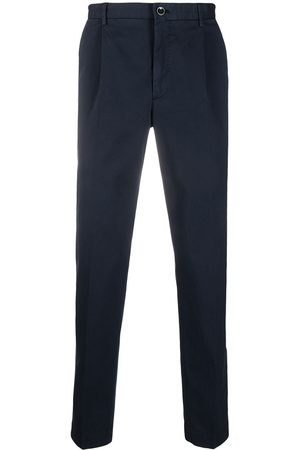 Incotex Men Chinos - Cotton chino trousers