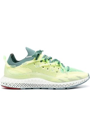 adidas Neon-knit trainers