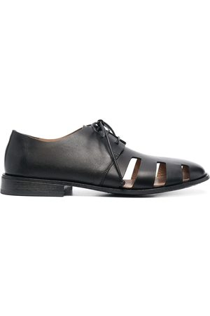 Marsèll Cut-out leather shoes