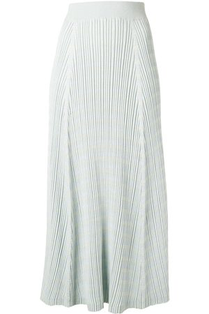 Proenza Schouler White Label Ribbed knitted skirt