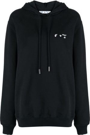 Off-White OW LOGO REG HOODIE NO COLOR