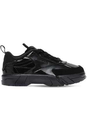 Reebok Patent Club C Lace-up Sneakers