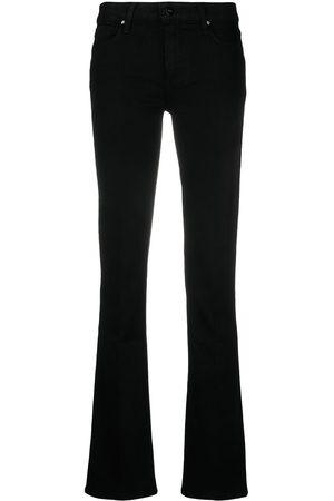 Paige Women Bootcut & Flares - Manhattan slim bootcut jeans