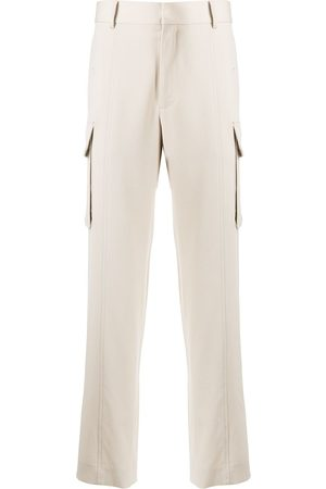 Stella McCartney Cargo Trousers - Straight-leg cargo trousers