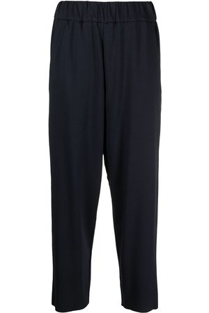 BARENA Women Trousers - High-rise cropped trousers