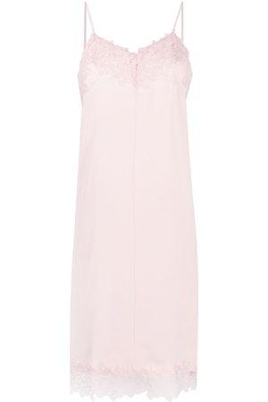12 STOREEZ Women Casual Dresses - Floral lace slip dress