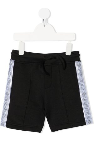 Dsquared2 Sports Edition logo trim casual shorts