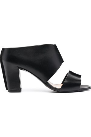 LEMAIRE Slip-on leather sandals
