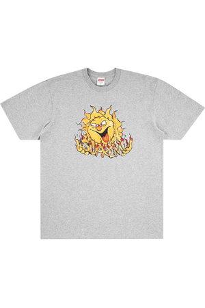 Supreme Men Short Sleeve - Sun T-shirt