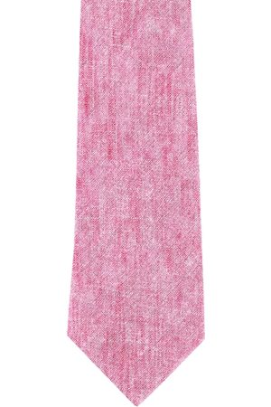 Blacksmith Men Pink Woven Design Tie
