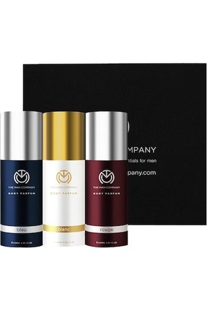 THE MAN COMPANY Men Pack of 3 Perfume Gift Set
