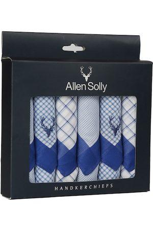 Allen Solly Men Pack Of Six Handkerchief Accessory Gift Set