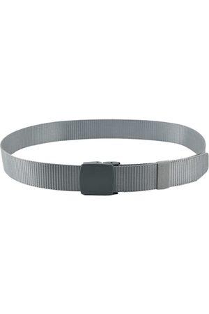 Kastner Men Silver-Toned Solid Belt