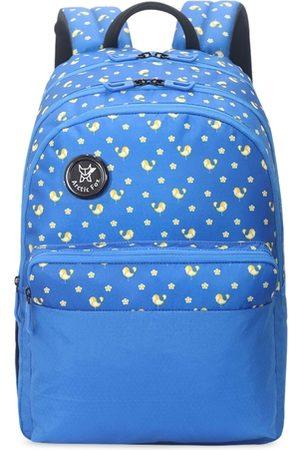 Arctic Fox Unisex Kids Blue Graphic Backpack