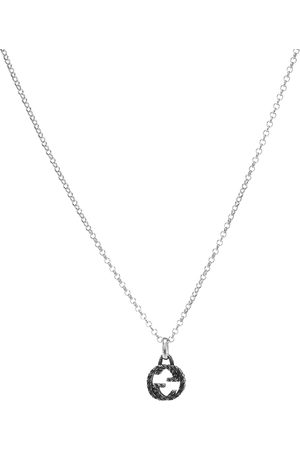 Gucci Men Necklaces - Gucci Interlocking G 45cm Necklace