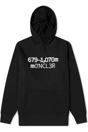 Moncler Genius 2 Moncler 1952 Popover Logo Hoody