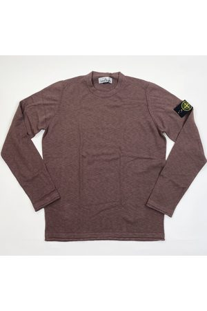 Stone Island Men Jumpers - Knitted Cotton Jumper