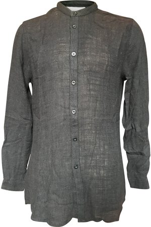 WINDOW DRESSING THE SOUL Men T-shirts - WDTS Mens Linen Shirt