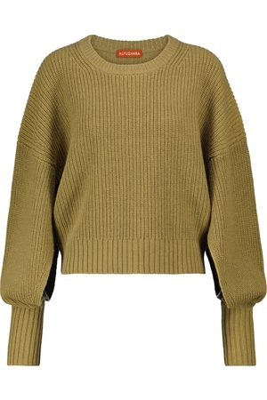 Altuzarra Women Jumpers - Anthea cotton and cashmere-blend sweater
