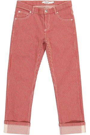 BONPOINT Boys Stretch Trousers - Dewey stretch-cotton corduroy pants