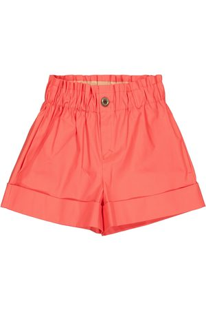PAADE Girls Shorts - Halo stretch-cotton shorts