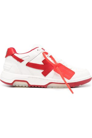 OFF-WHITE OOO SNEAKERS RED
