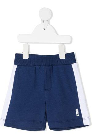 MONNALISA Side stripe shorts