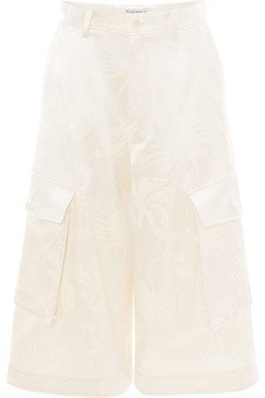 J.W.Anderson Women Cargo Trousers - Cropped cargo trousers