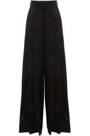 J.W.Anderson Wide-leg pleated trousers
