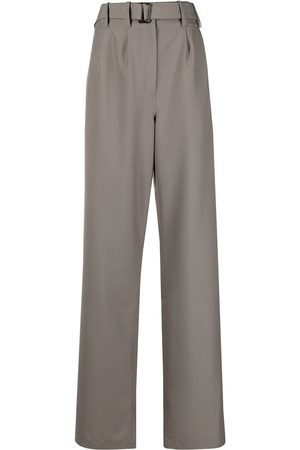 LEMAIRE High-waisted tailored trousers