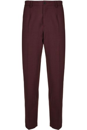 Dolce & Gabbana Men Formal Trousers - Stretch-fit tailored trousers